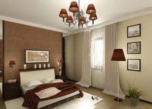 Как правильно выбрать люстру для спальни?