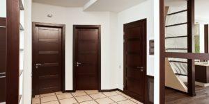Какие межкомнатные двери лучшего всего выбрать в квартиру