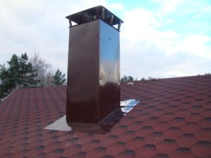 Керамические дымоходы: установка, преимущества