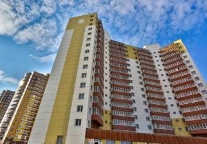Объем построенного в Нижегородской области жилья сократился