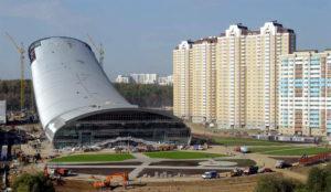 Строительство Фестивального дворца в Москве планируют начать осенью