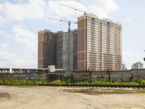 Строительство ЖК «Гагаринский» возобновится к середине октября