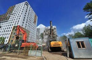 Утверждены требования к благоустройству районов реновации в Москве