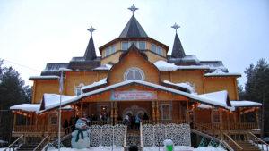 Деду Морозу построят новый дворец за 350 млн рублей