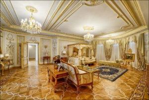 Эксперты назвали общую стоимость 100 самых дорогих домов Рублевки