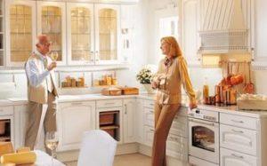 Идеальная кухня для женщины- выбираем дизайн