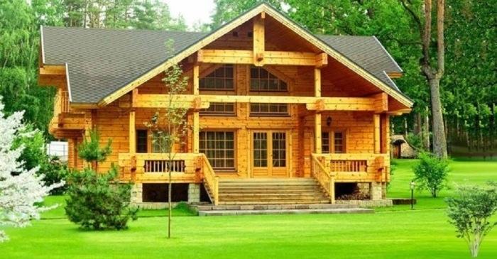 Как построить дом всего за сезон