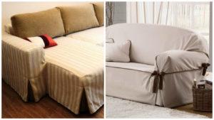 Кожа, кожзам или ткань: какую обивку выбрать для дивана?