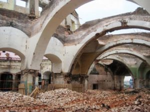 Мосгорнаследие приказало приостановить снос ДК имени Серафимовича, который градозащитники требуют признать памятником архитектуры