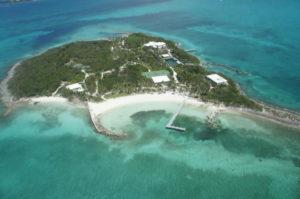 На Багамах продается райский остров чуть дешевле 1 млрд рублей