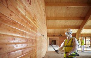 Обработка древесины от гниения своими руками