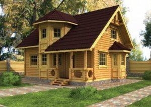Особенности строительства деревянного дома