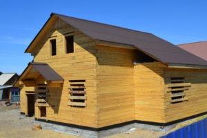 Постройте деревянную дачу, используя материнский капитал