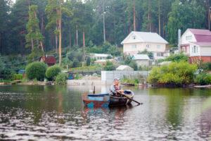 Путина просят спасти от застройки многоэтажками озеро Чебаркуль, куда упал метеорит