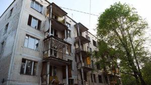 Регионы РФ оштрафованы за срыв программы расселения ветхого жилья