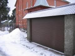 Роллетные ворота: надежная защита вашего дома