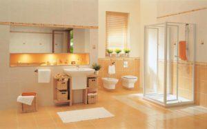 Выбираем керамическую плитку в ванную комнату