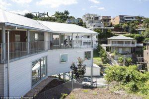 Житель Австралии потратил миллион долларов на дизайн дома в японском стиле